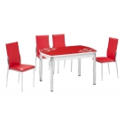 KT 7012-120/R Mutfak Masası Takımı