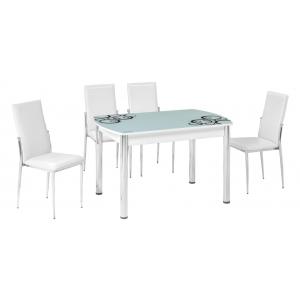 KT 7012-120/W Mutfak Masası Takımı