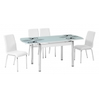 KT 7013-120/W Mutfak Masası Takımı