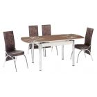 KT 7013-120/K Mutfak Masası Takımı