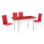 KT 7014-120/R Mutfak Masası Takımı