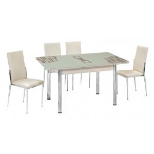 KT 7315-120/C Mutfak Masası Takımı