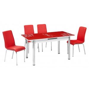 KT 7015-120/R Mutfak Masası Takımı