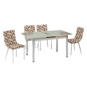 KT 7015-120/C Mutfak Masası Takımı