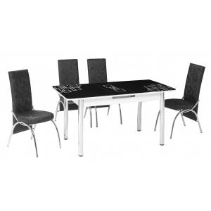KT 7015-120/B Mutfak Masası Takımı