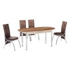 KT 7018-140/K Mutfak Masası Takımı