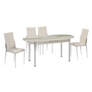 KT 7018-140/C Mutfak Masası Takımı