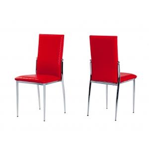 KT 7320 Kırmızı Sandalye