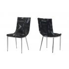 KT 7452 Siyah Sandalye