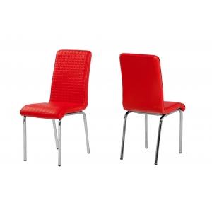 KT 7053 Kırmızı Sandalye